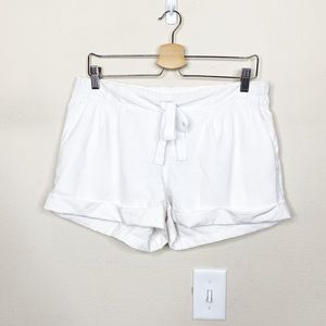 Lululemon White Shorts Size 12